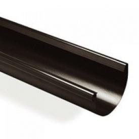 Ринва Wavin Kanion 100х4000х65 мм чорний