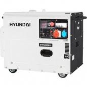 Генератор дизельний HYUNDAI DHY 6000SE-3