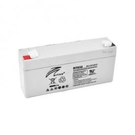 Акумуляторна батарея RITAR RT632 6V 3.2 Ah(2967)