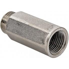 Удлинитель Valtec Никель 1/2х10 мм