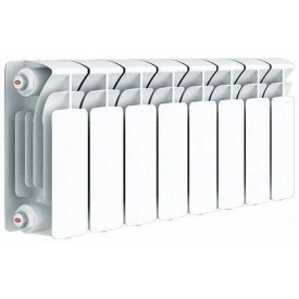 Алюмінієвий радіатор Rexal Uno Compacto 200/100