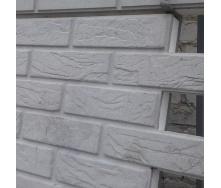 Термопанель Полифасад ПБС-С-35-50 белый цемент 15-17 кг/м3 500х250 мм