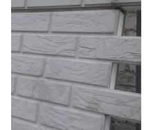 Термопанель Полифасад ПСБ-С-35-50 белый цемент 19-20 кг/м3 500х250 мм