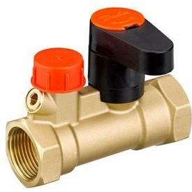 Ручной запорный клапан Danfoss MSV-S 15 Kvs 3