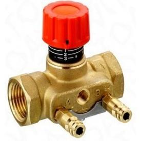 Запорный ручной клапан Danfoss ASV-M 20 Kvs 2.5