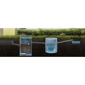 Септик для очистки стоков частного дома