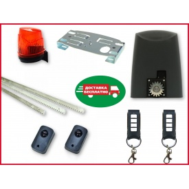 Комплект автоматики для откатных ворот Rotelli Premium 1100 MAXI