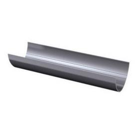 Желоб водосточки ПВХ POLIVENT серый 125 мм 3 м