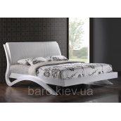 Кровать Эвита 1,6 белый глянец Domini
