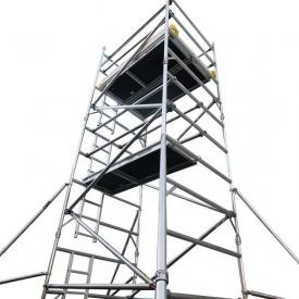 Оренда алюмінієвої вишки-тури BOSS 13 м 1,51 м