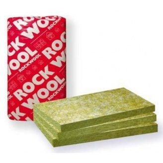 Утеплитель Rockwool Superrock 150x1000x610 мм 3,05 м2/уп