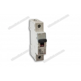 Автоматичний вимикач DX-63 1P 32A 6kA AC