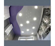 Комбинированный натяжной потолок ONOVI
