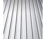 Профнастил AlbaProfil ПС 7 0,40 мм 1170/1220 мм цинк