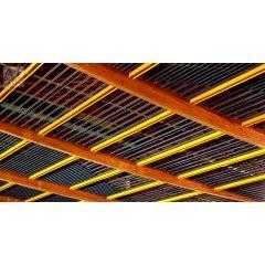 Пластинообразный потолок (V-Buffle)