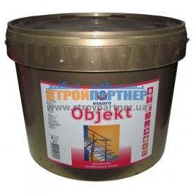 Краска акрилатная Eskaro Objekt изолирующая глубокоматовая 9 л
