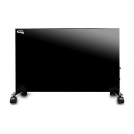 Дизайнерська нагрівальна панель СТН НЭБ-Мт-НС 0,5/220 475х780х40 мм чорний