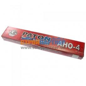 Электроды для сварки углеродистых сталей АНО-4 4 мм 5 кг