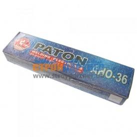 Электроды для сварки углеродистых сталей АНО-36 3 мм 5 кг