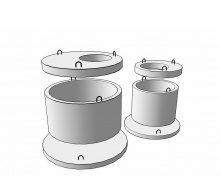 Кільце для колодязя КС 20.9