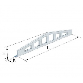 Балка решетчатая БР 18-1Ι4