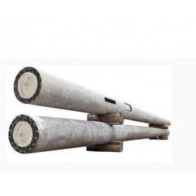 Стойка СС 136.6-2.1Е с гидроизоляцией и закладными