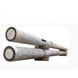 Стойка СС 136.6-3.1Е с гидроизоляцией и закладными