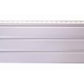 Панель ASKO белая без перфорации 3.5 м 1.07 м2