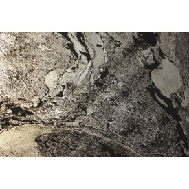 Каменный шпон прозрачный Black 610x1220 мм
