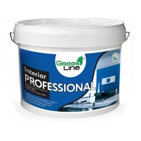 """Інтер'єрна акрилова фарба для стін і стель """"Interior Professional"""" 10л"""