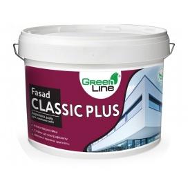 Фасадная акриловая краска Fasad Classic Plus 10 л