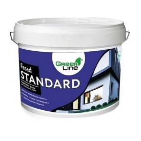 Фасадна акрилова фарба Fasad Standard 10 л