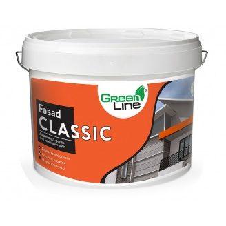 Фасадная акриловая краска Fasad Classic 10 л