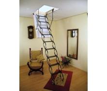 Лестница на чердак Oman Termo Flex 130x60