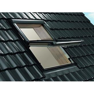 Окно мансардное Designo WDF R65 H N WD AL 09/16