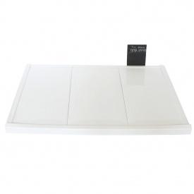 Реечный потолок Бард ППР-КФ-150 белый глянец комплект 160x165 см