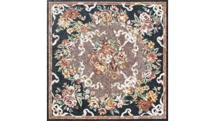 Мраморные мозаичные ковры