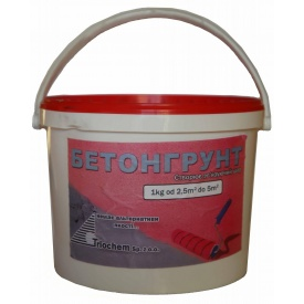 Грунтовка Triochem Betongrunt 7 л