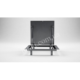 Ревизионный напольный люк под плитку Lukki Elite+ 700х600 мм
