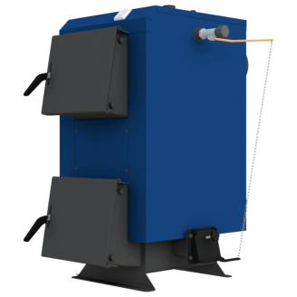 Опалювальний котел на твердому паливі НЕУС-Економ 20 кВт