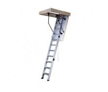 Лестница чердачная Oman Stallux Termo 120x70 H280