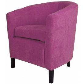 М'яке крісло Richman Бафі 800х650х650 мм рожеве