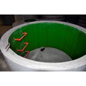 Кольцо для колодца с полиэтиленовым вкладышем КС 15.6П