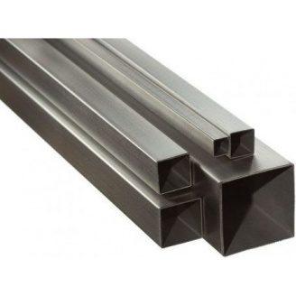 Труба профильная прямоугольная 40x20x2 мм