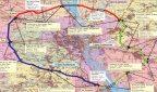 214 км нового дорожного полотна: Большую кольцевую автомобильную дорогу вокруг Киева таки построят?