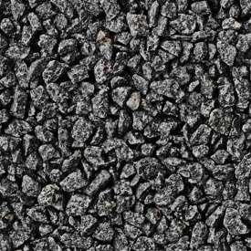 Щебень фракции 20-40 мм черный