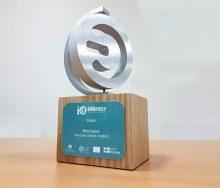 Steko - кращий продавець енергоефективних вікон в Україні за 2018 рік в рамках партнерської програми IQ Energy