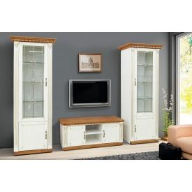 Мебель-витрина Freedom 3000х2020х502 мм комплект деревянный