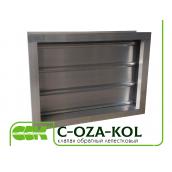 Клапан обратный лепестковый C-OZA-KOL-050