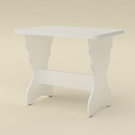 Кухонный стол Компанит КС-2 дсп 900х600х716 мм белый